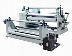 Printing Label And Stretch Film Slitting Laminating Machine