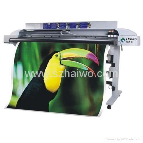 4 Colors Inkjet Printer, Photo Plotter  1