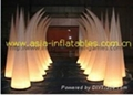 2012 newest inflatable event /party decoration/stage lighting