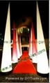 inflatable cone/stage lighting decorations/led lighting show