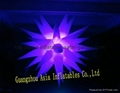 2012 event decotation inflatable star/stage lighting decorations
