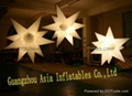 2012 New Inflatable Star decoration/stage lighting decorations