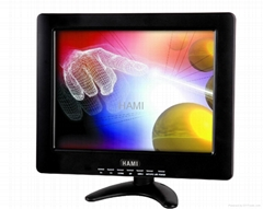 small size PC monitor & touch PC monitor,7 to 17-inch available