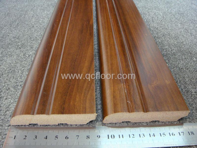 Skirting wood moulding sm sk greenvills china for Wood skirting