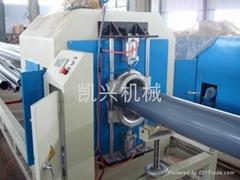 聚氯乙烯排水管材設備