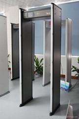 Professional Walk through Metal Detector door