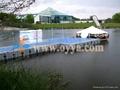 Floating Docks and Floating Walkways