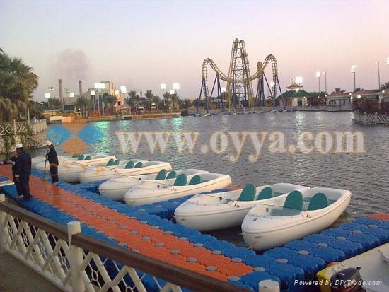 OYYA of loating boat docks 1