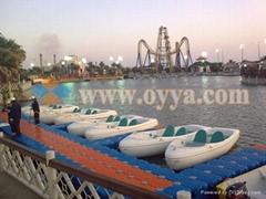 欧芽-水上游船码头,水上游泳平台