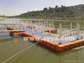 Floating docksPlastic Modular floating