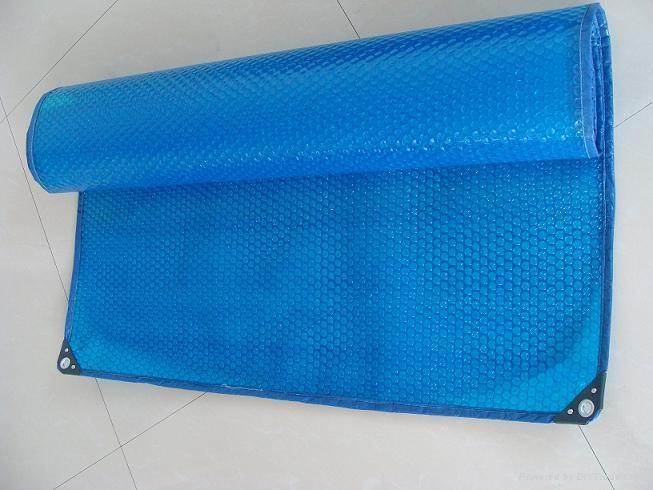 泰岳包装供应气泡泳池布 2