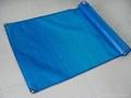 泰岳包装供应气泡泳池布 5