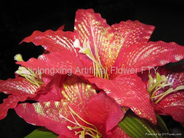 产品信息 工艺,饰品 花卉,盆景和装饰植物  1334-5 品牌: 金龙兴 原