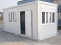 Container house, Prefabricated house,