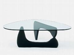 简约时尚三角茶几,日本野口勇设计用于别墅样板房