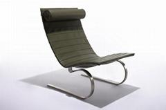 PK20休闲安乐健康椅子,别墅样板房家具