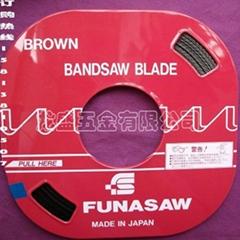 日本funasaw盤帶鋸