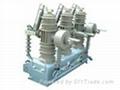 GC户外柱上智能型高压真空断路器ZW43-12G/630-2 1