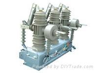 GC户外柱上智能型高压真空断路器ZW43-12G/630-2