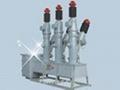 GC户外高压六氟化硫断路器LW