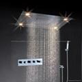 led rainfall shower sets 4