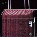 concealed shower led shower set 3