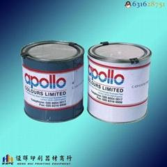 优价供应apollo阿波罗C系列金属油墨