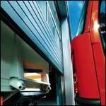Sectional industrial door,Sectional door