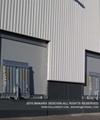 Rolling Industrial door 1