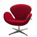 Ame Jacobsen Swan Chair