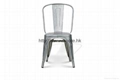 金屬椅(Tolix High Back Chair)