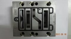 ROSS雙聯電磁閥閥芯中間塊