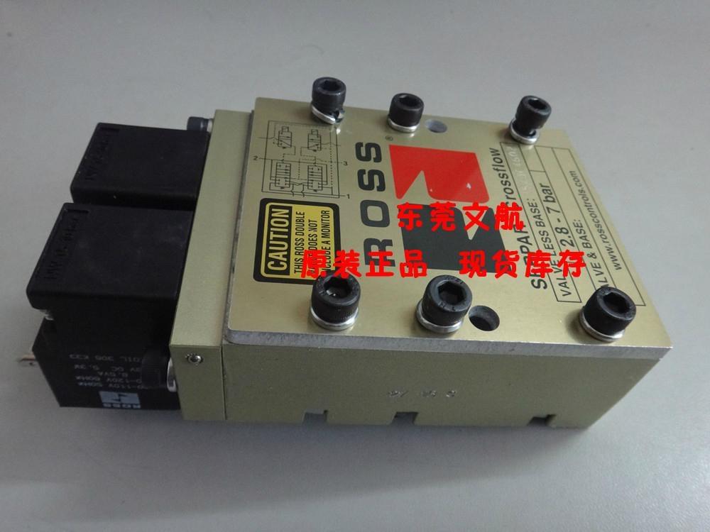 美國ROSS電磁閥3573B4602 2