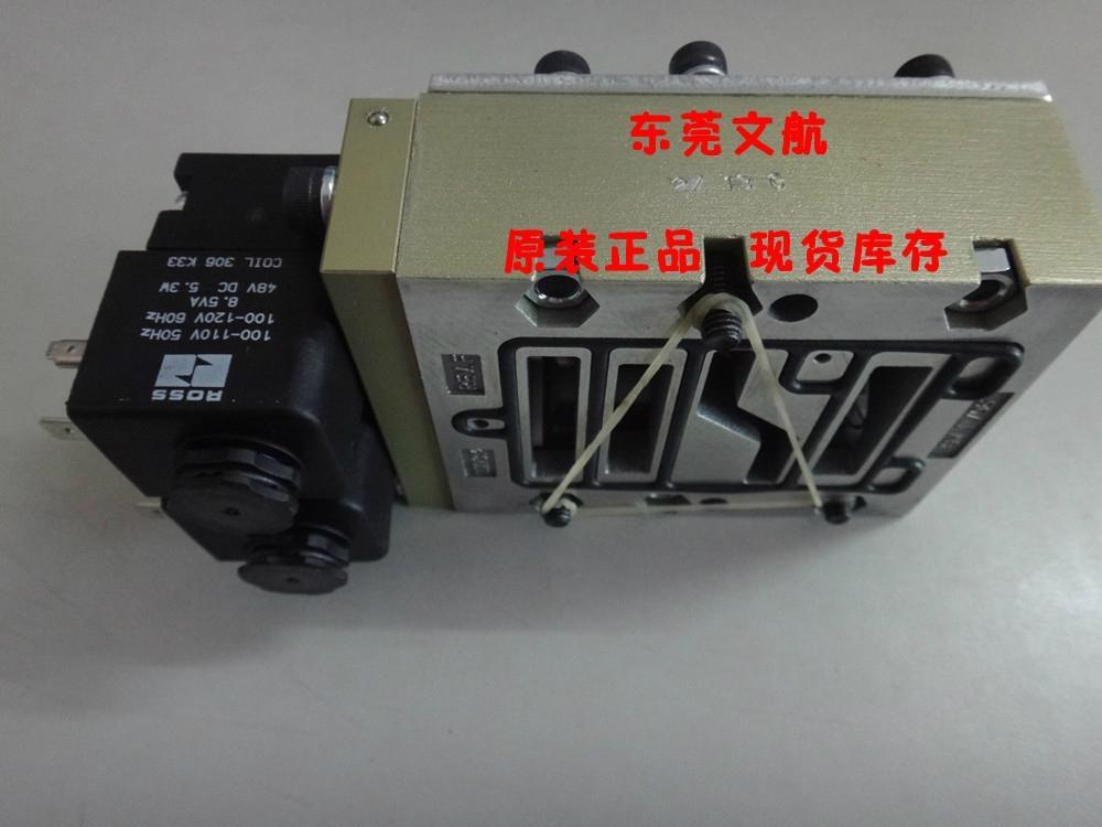 美國ROSS電磁閥3573B4602 3