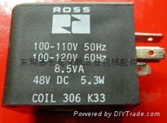 美國ROSS電磁閥線圈 2