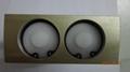ROSS双联电磁阀阀芯中间块 3