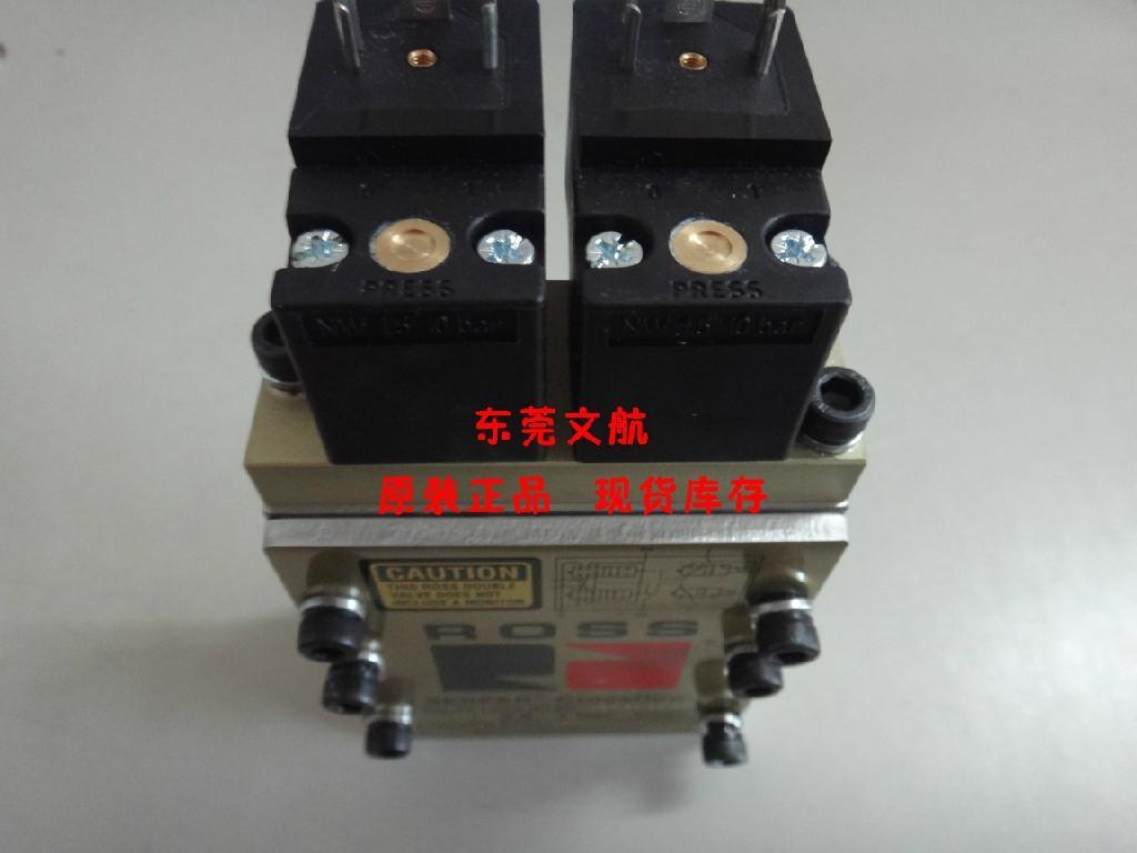 美國ROSS電磁閥3573B4602 4