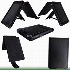 China epad tablet PC Leather case
