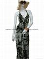 lady's long dress 3