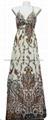 fashionable long dress maxi dress