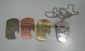 bottle opener ,dog tag metal  dog tags opener