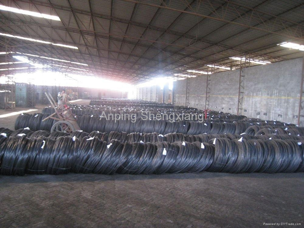 Black annealed iron wire sx china manufacturer