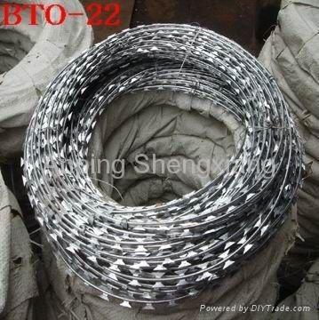 Razor Barbed Wire CBT-65 1