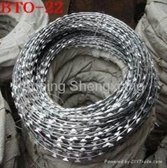 Razor Barbed Wire CBT-65