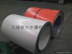 secondary coated coil