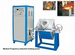 60KG Iron Induction Furnace