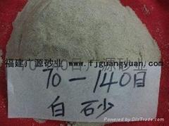 优质铸造砂 70-140目