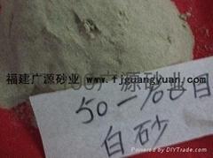 优质铸造砂 50-100目
