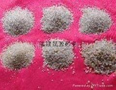 天然石英砂海砂濾料0.9-1.6mm過濾砂