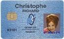 泉州印刷感应IC卡